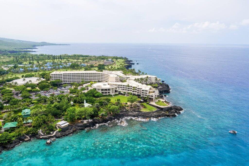 Sheraton Keahou Resort is Leaving Marriott