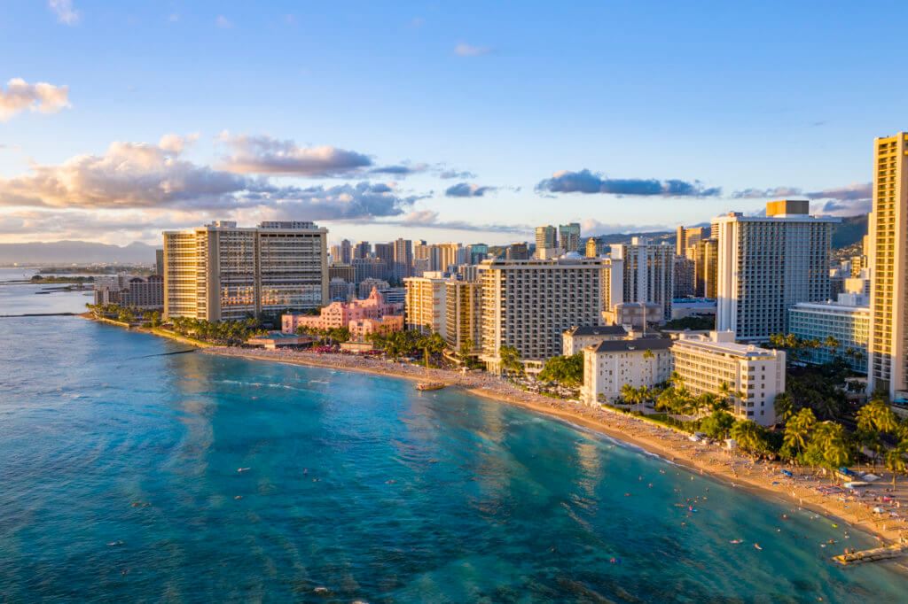 Hawaii Hotels Are Suspending Operations