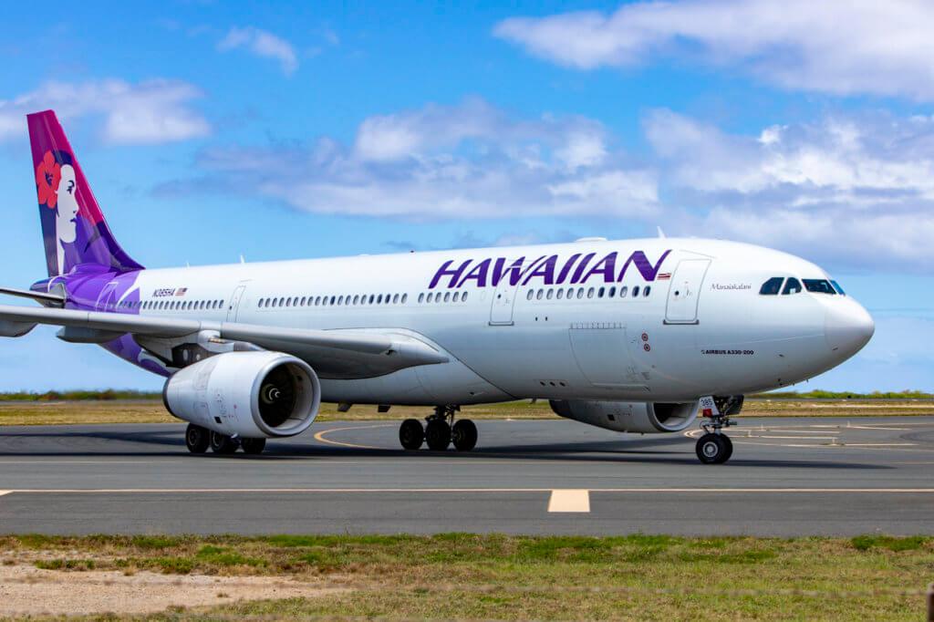 Hawaiian Suspends More Routes