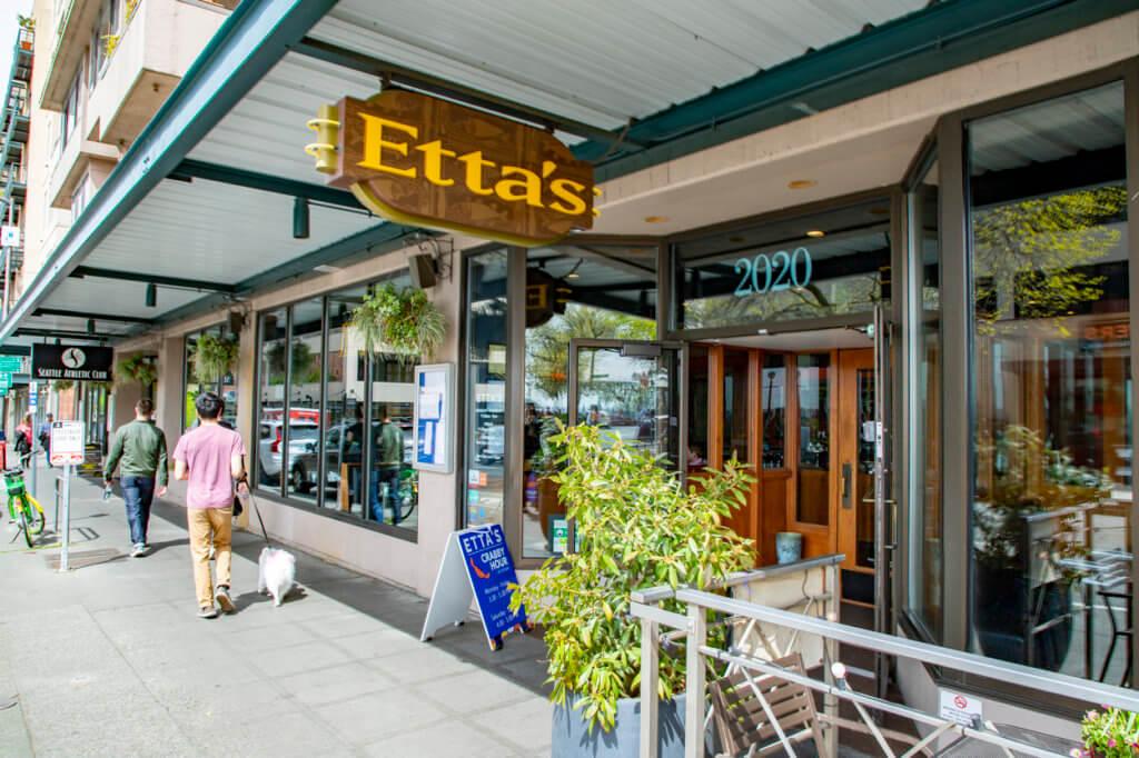 Etta's by Tom Douglas