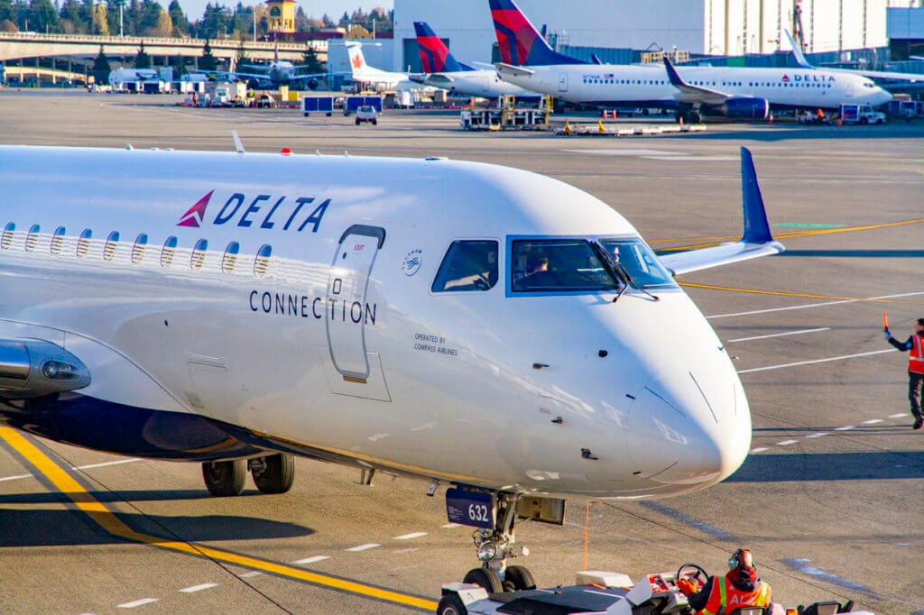 Compass Airlines Bites the Dust