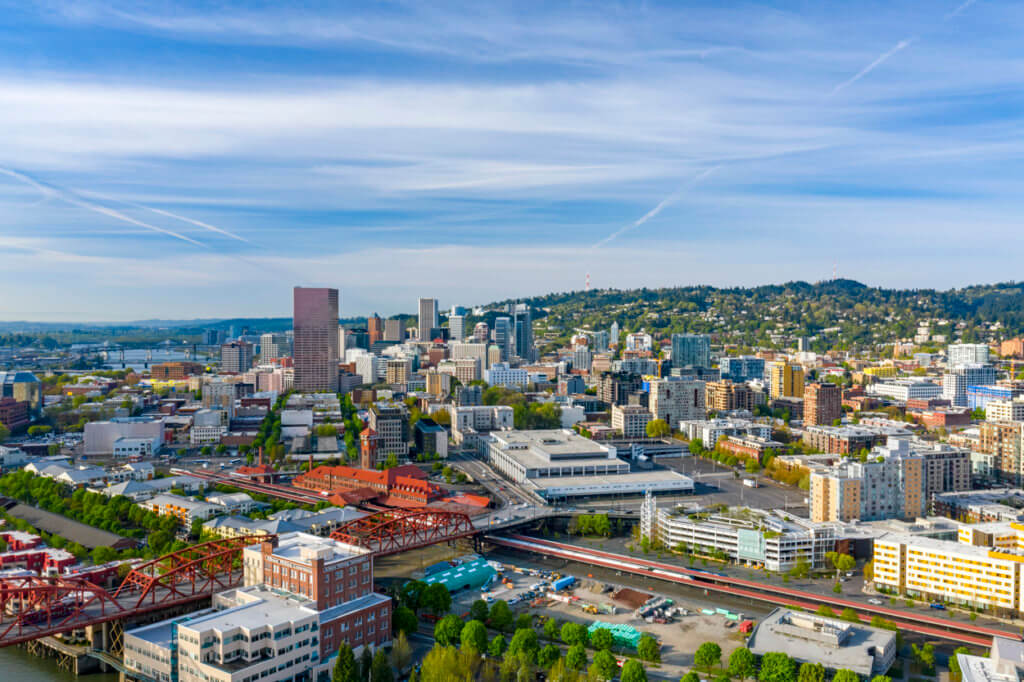 A Long Weekend in Portland - Introduction