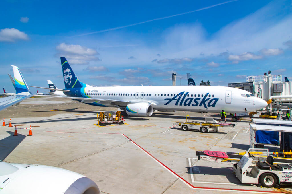 Alaska Air 851 SEA-HNL