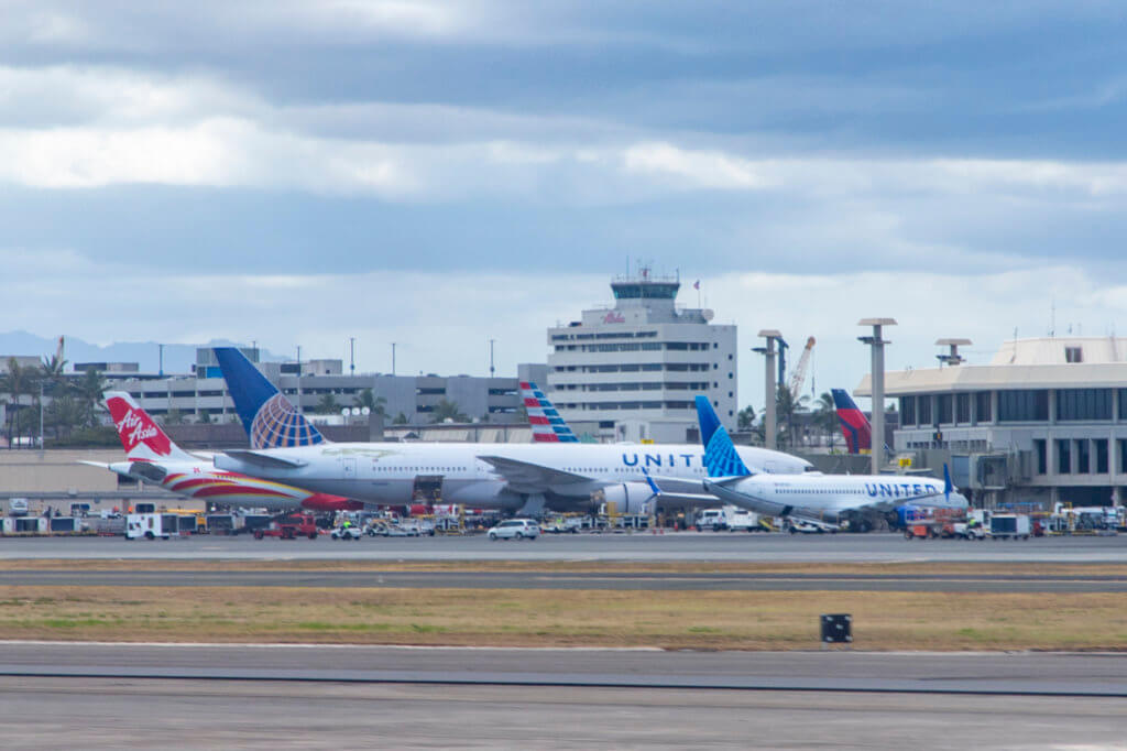 US Airlines Social Distancing Measures