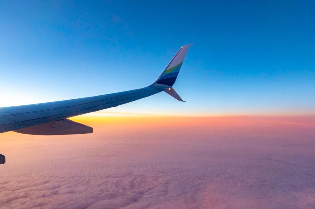 My Best Flight Ever