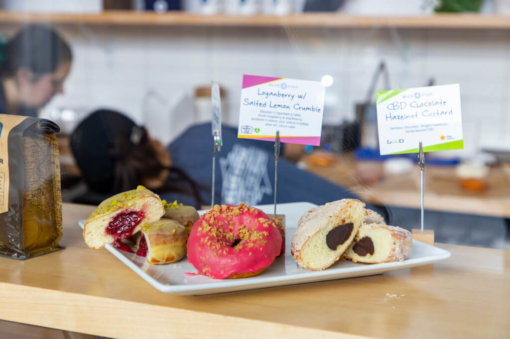 Blue Star Donuts (PDX) Revisited