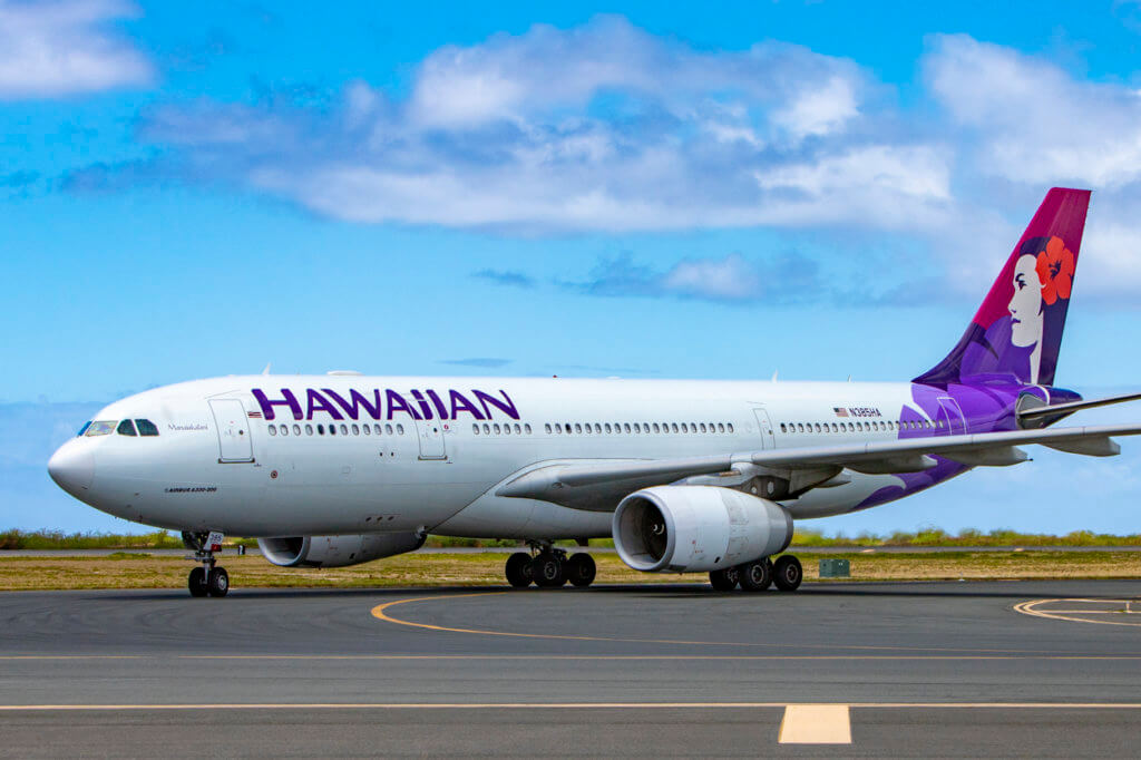 Hawaiian Airlines Updates Mask Policy