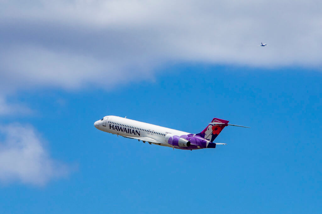 Hawaiian Airlines to Scrap N481HA