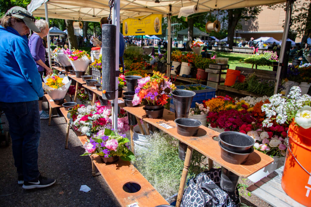 Portland State University Farmers Market