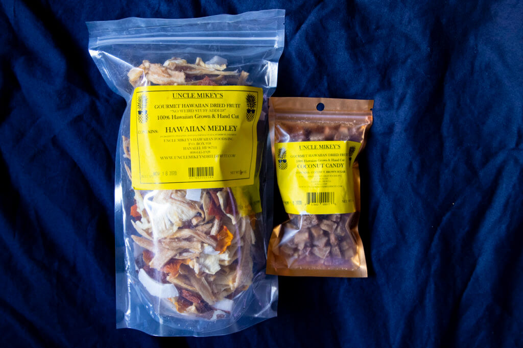 Uncle Mikey's Dried Fruit