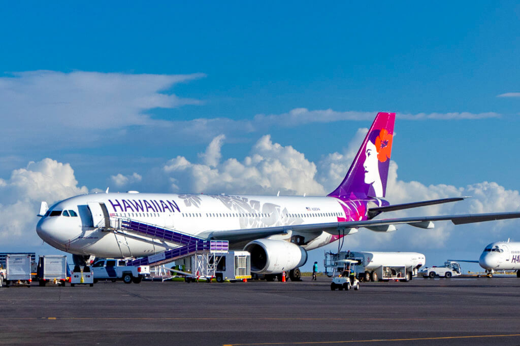 Hawaiian Air Offering Pre-Travel Tests Too