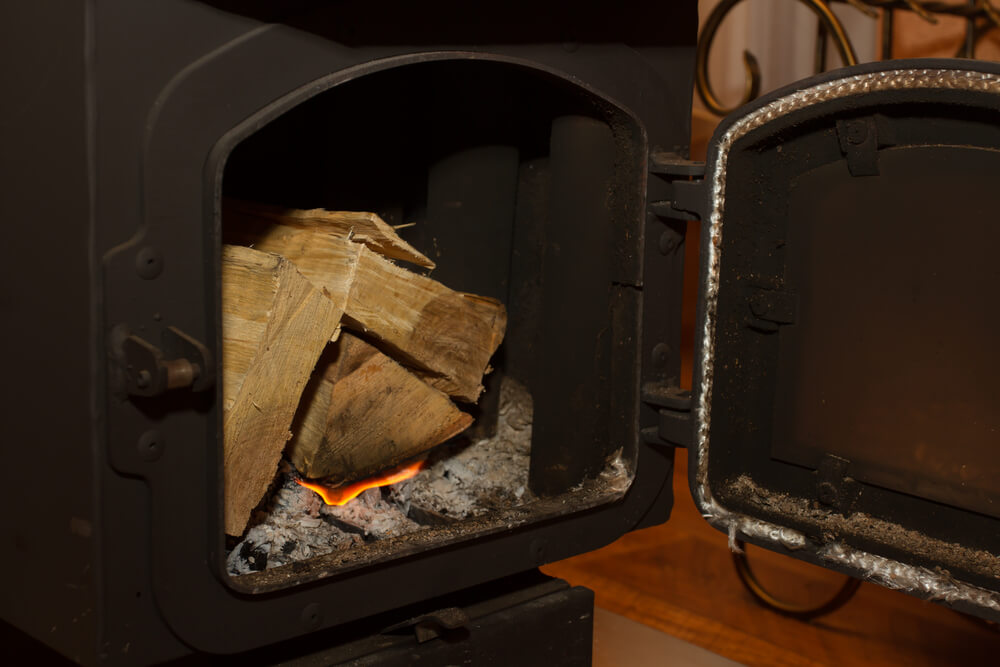 best wood stove for rv