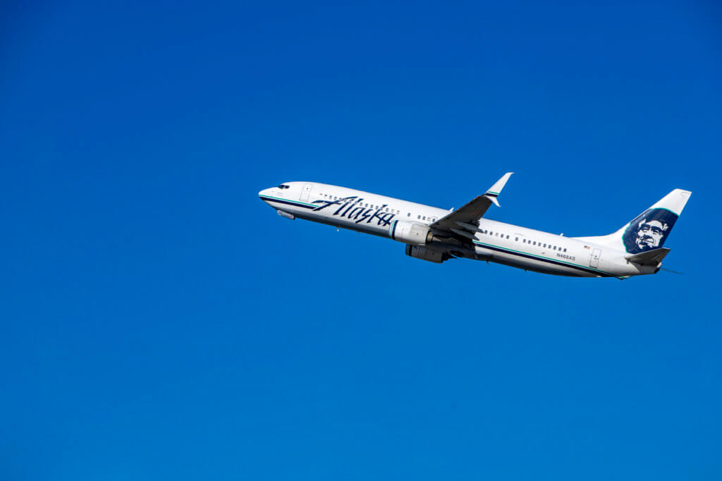 Alaska Air Offering Discounted Rapid Tests