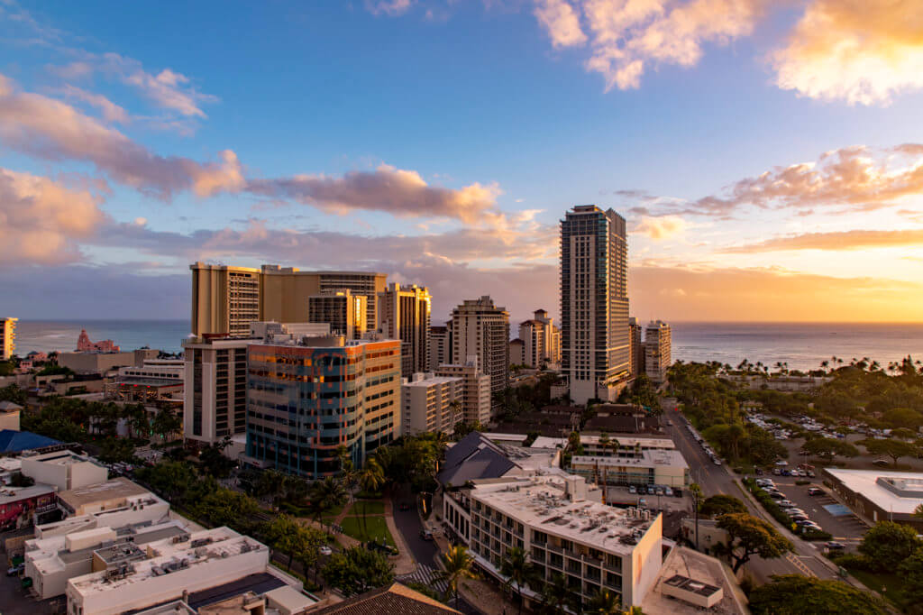 Pandemic Waikiki Staycation