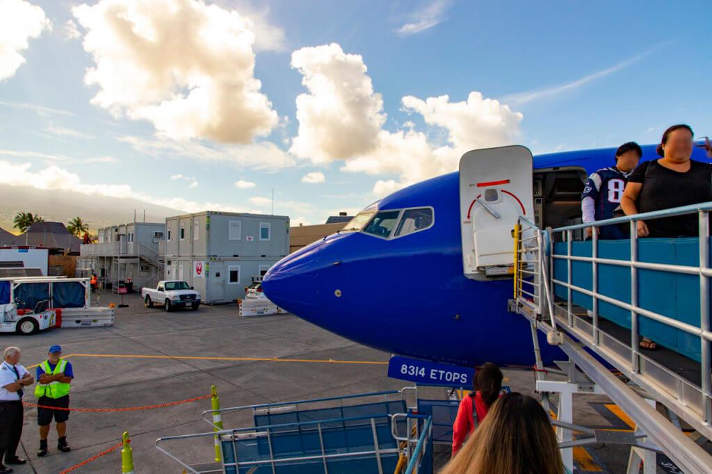 Southwest Launching New Honolulu-Long Beach Route