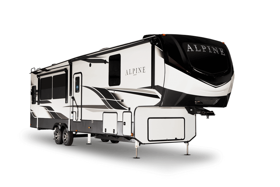 alpine 5th wheel with generator