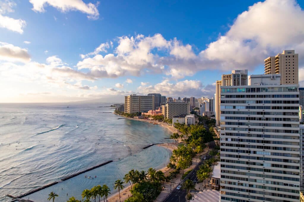 Waikiki Beach Marriott Revisited