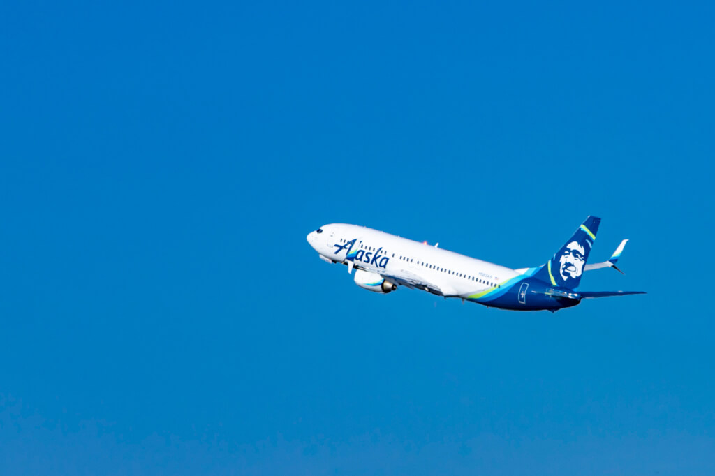 Alaska Air Launches Hawaii Pre-Clear