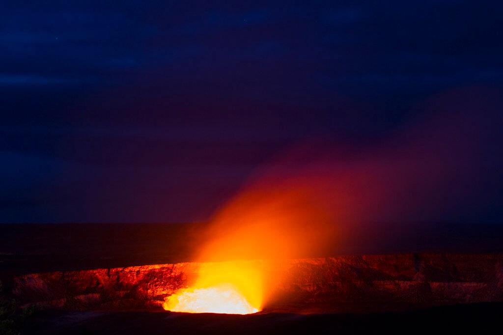 Kilauea Awakens from its Slumber