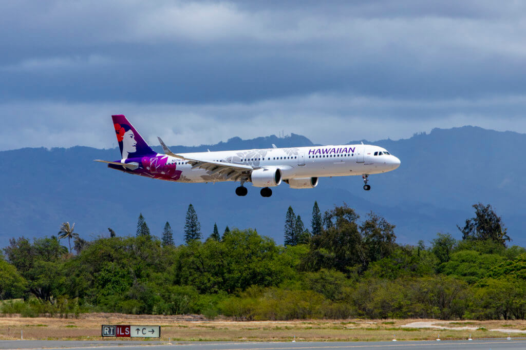 Hawaiian Airlines Expands West Coast Testing Options