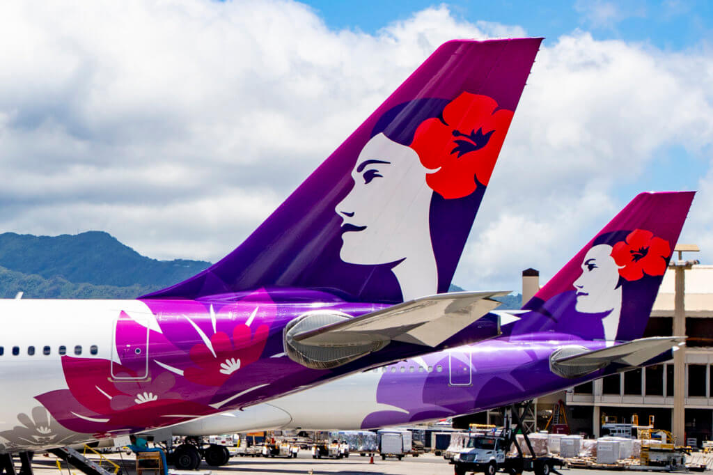 Hawaiian Announces Four New North American Routes