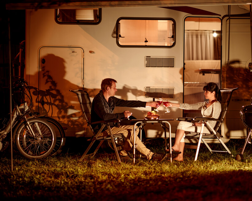 best travel trailer for couples