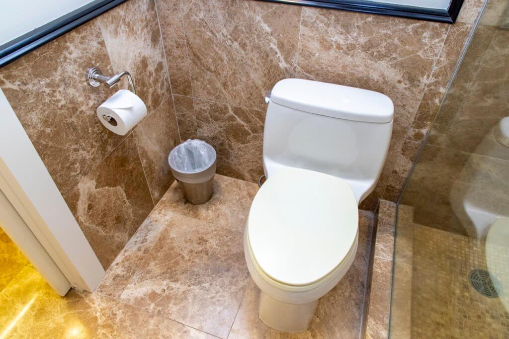 Royal Hawaiian King Kalakaua Suite bathroom