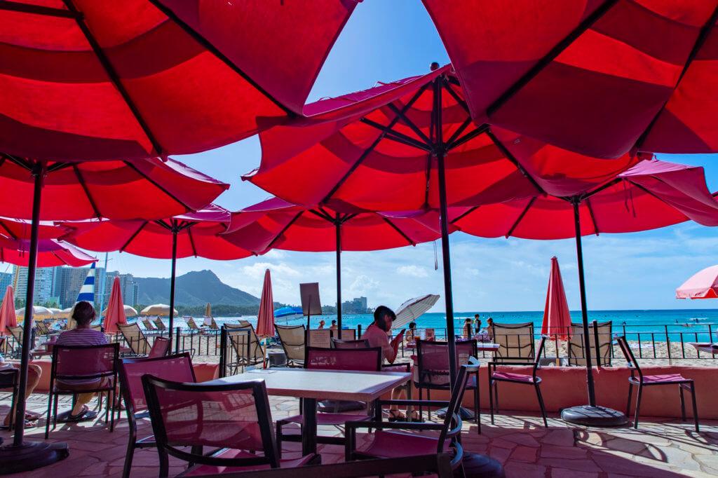 Mai Tai Bar View