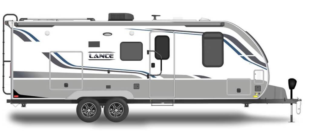 lance winter travel trailer
