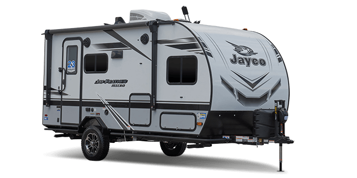 jayco travel trailer for solo rving
