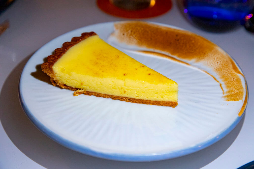 The Hau Tree Yuzu Tart