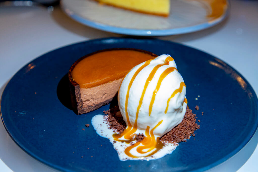 The Hau Tree Chocolate Caramel Tart Tart