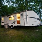 best travel trailer for solo travel