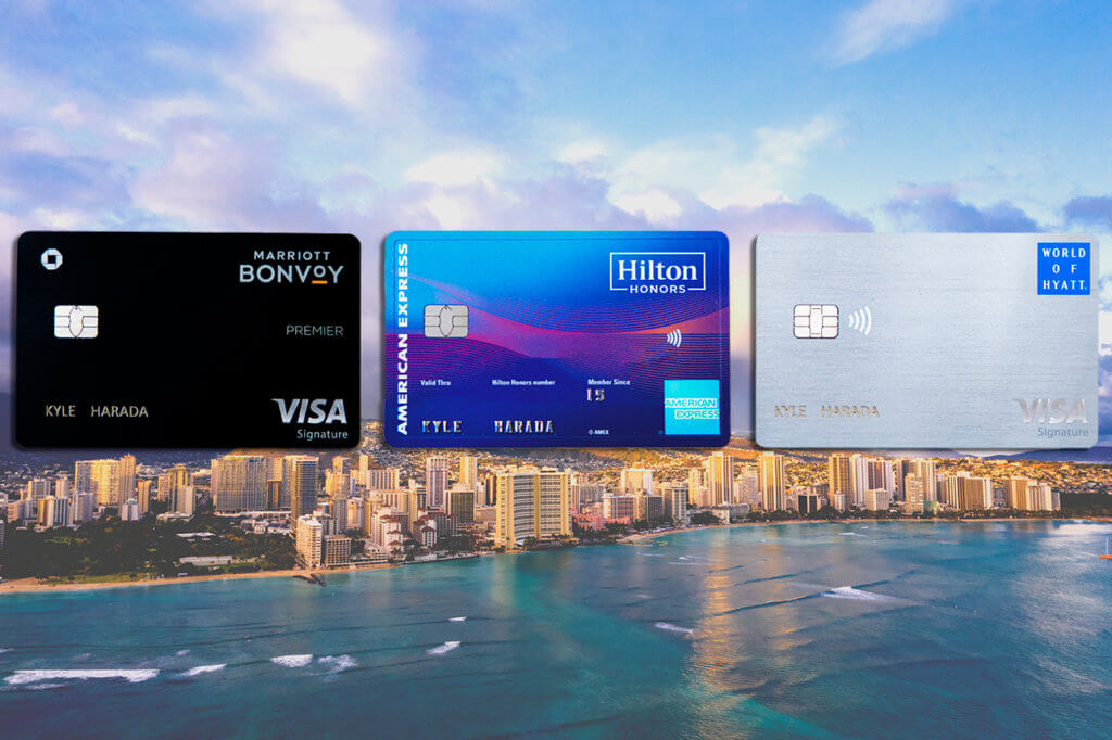 The Best Hotel Credit Cards 2021
