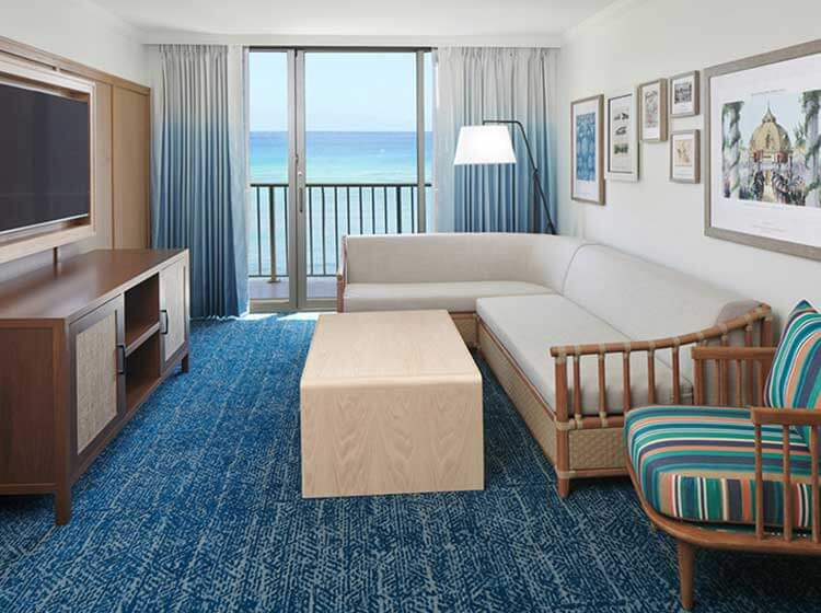 Outrigger Reef Waikiki Beach Renovation