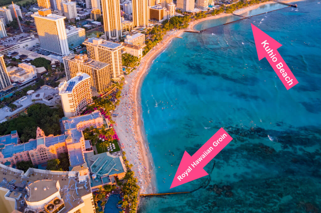 Waikiki Sand Replenishment Round 2 Begins