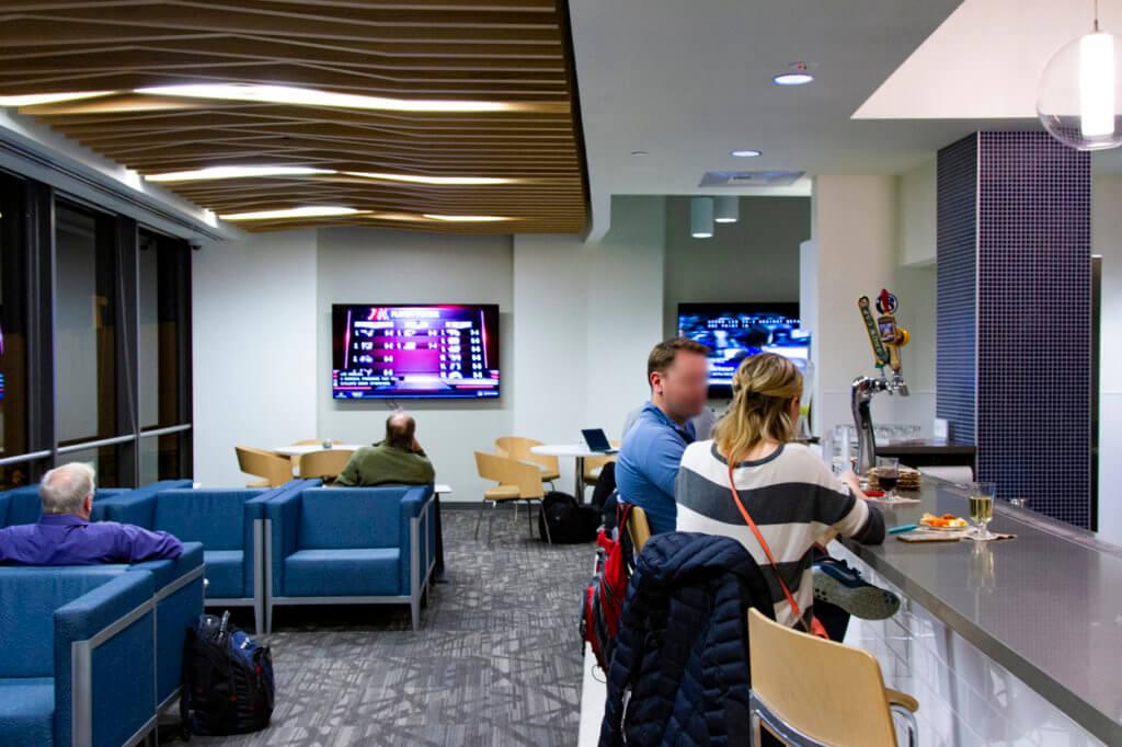 Alaska Lounges Rejoin Priority Pass