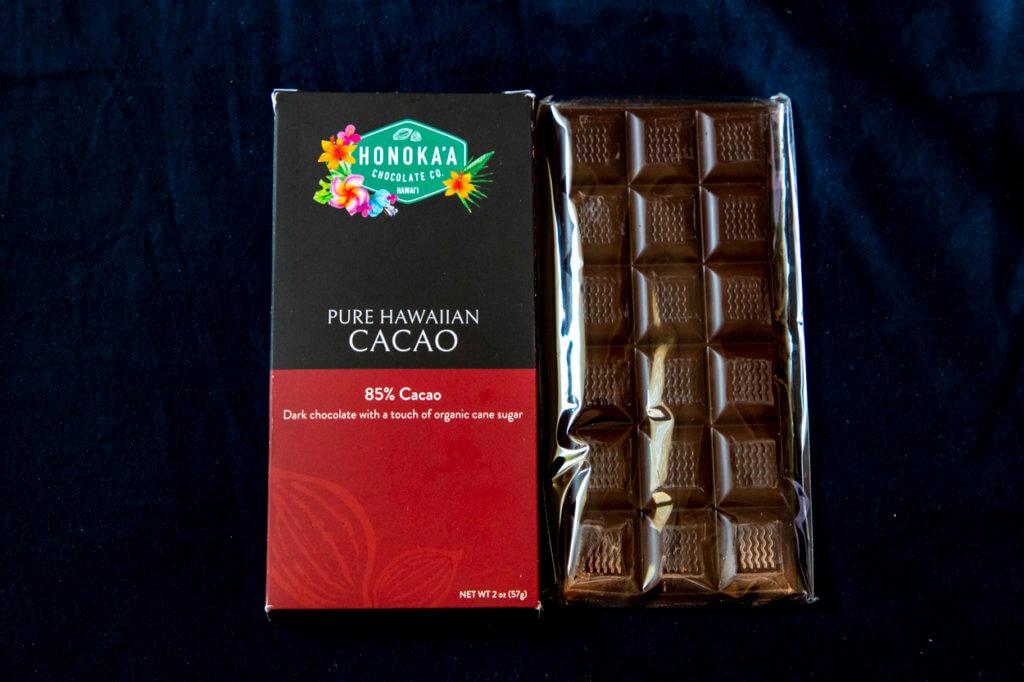 Discover Hawaiian Chocolates - Honoka'a Chocolate