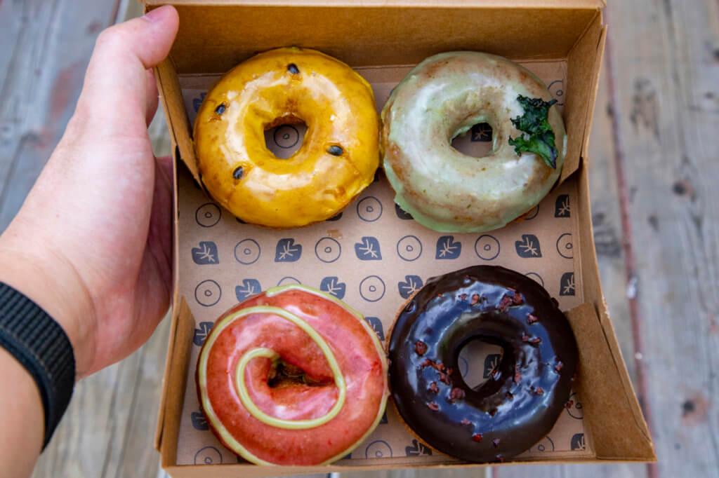 Holey Grail Donuts - Tasting Box 1