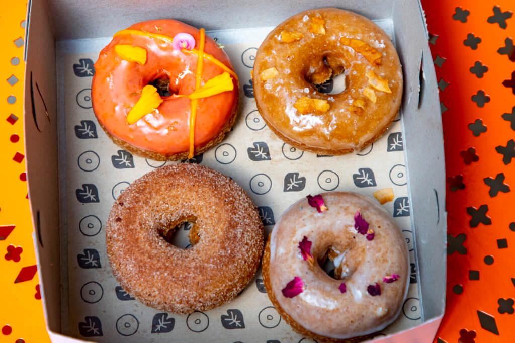 Holey Grail Donuts - Tasting Box 2