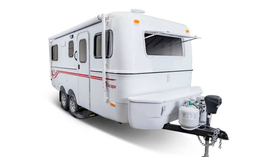 escape travel trailer