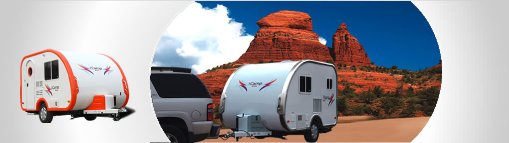 icamp elite travel trailer