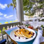 Breakfast at The Veranda at the Westin Moana Surfrider