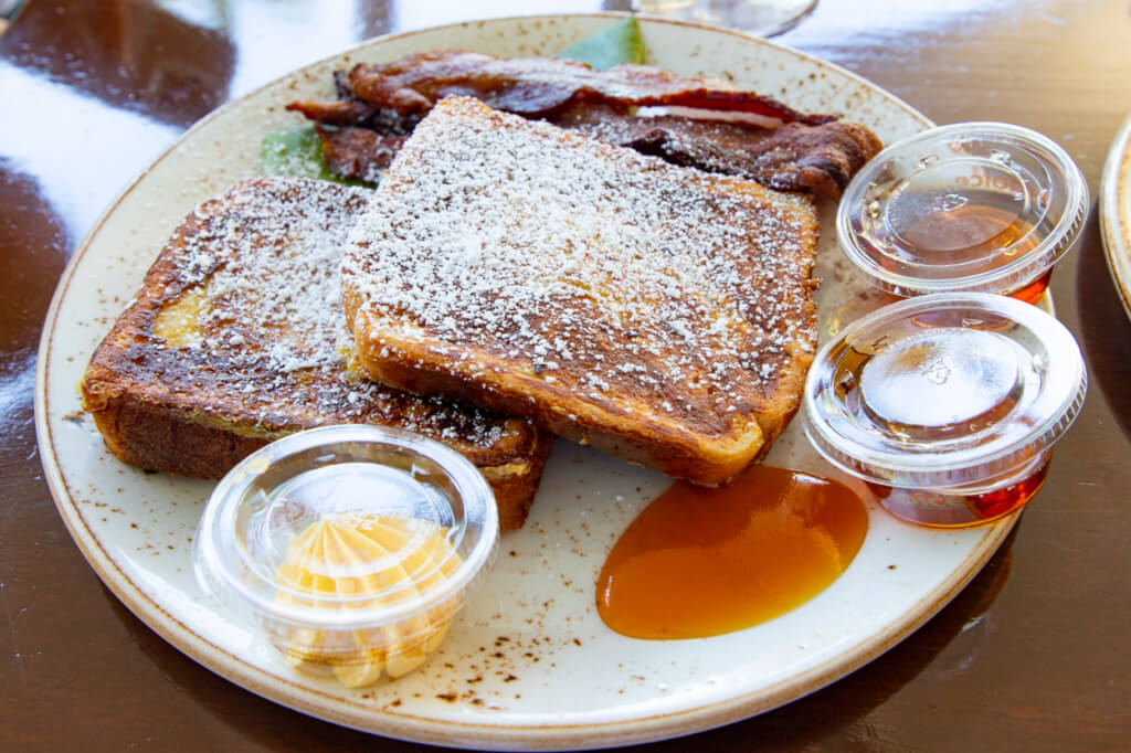 Sheraton Waikiki Breakfast at KAI Market
