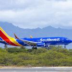 Southwest Announces Hawaii-Las Vegas Routes