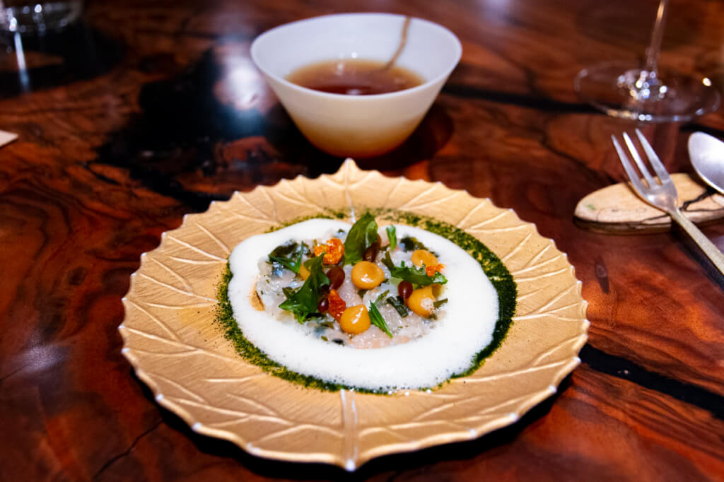 My All-Time Top 10 Meals 2021 - Atelier Crenn
