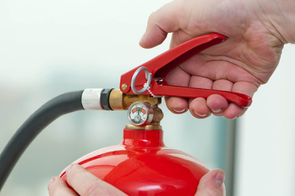 The Best Fire Extinguisher for Your RV