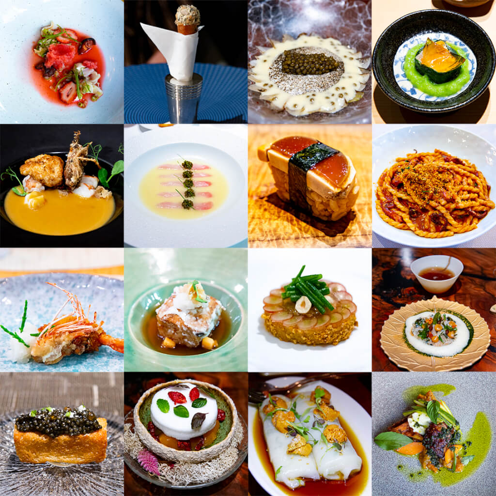 My All-Time Top 10 Meals 2021