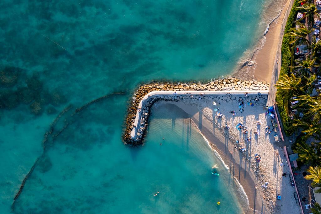 DLNR May Build More Groins in Waikiki - Jeffsetter Travel