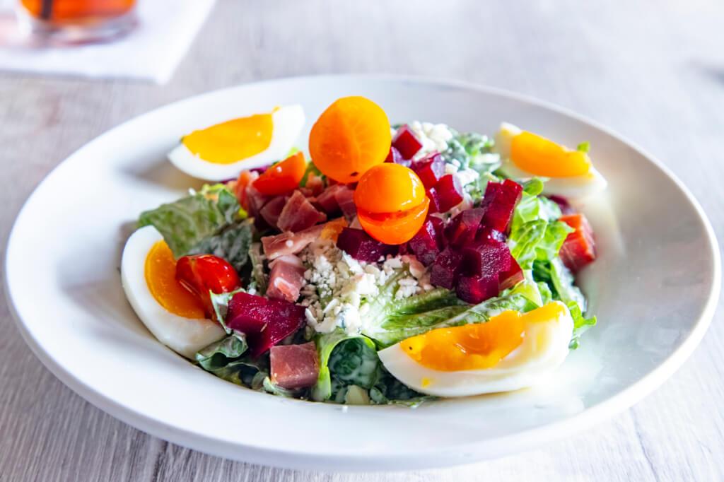 Brick Fire Tavern Kaimuki BFT Chop salad
